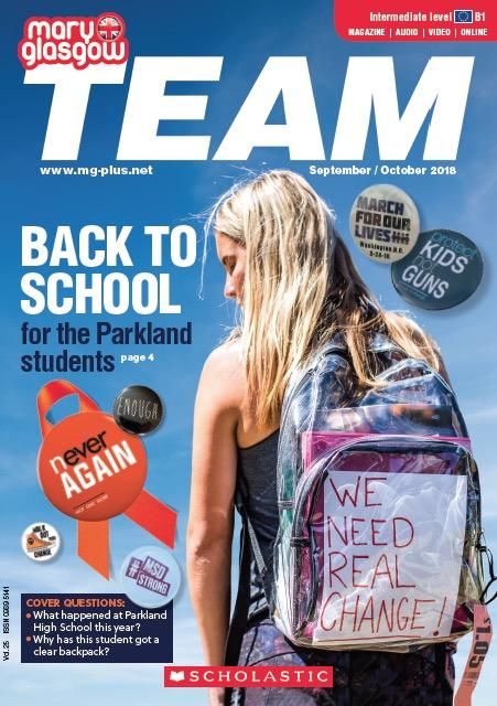 Team-Mary Glasgow Magazines - Nederlands