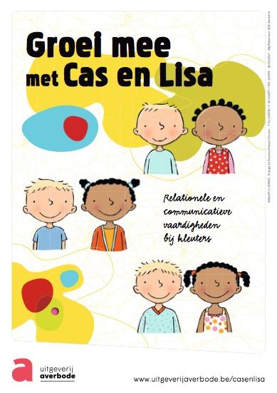 Info-Groei mee met Cas en Lisa